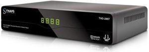 Synaps THD-2857 virszemes TV uztvērējs