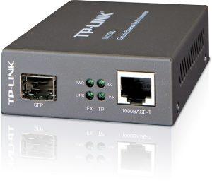 TP-LINK MC220L 1000M RJ45 to 1000M SFP slot