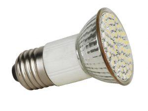 LED spuldze 400322 / E27 / 3W / Siltā gaisma
