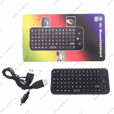 Bezvadu klaviatūra FLYMOUSE KP-810-16A
