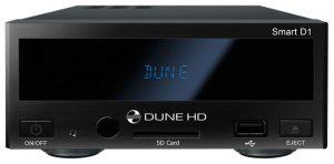 DUNE HD smart D1 media atskaņotajs