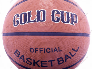 Basketbola bumba GOLD CUP G707H
