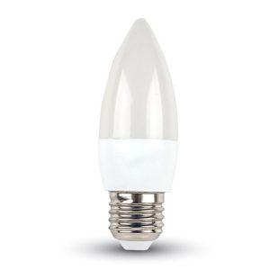 """LED Spuldze E27 5W 2700K """"Svece"""""""