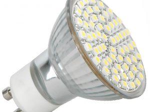 LED spuldze 3.5W 220V 3500K 400510
