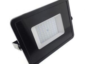 LED Prožektors 50W SMD 4000K Ultra plāns (25 mm)