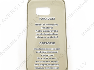 iPhone 6/6s caurspīdīgs aizsargvāks