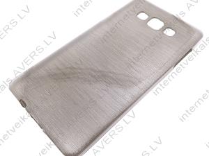 Samsung A7 A700 Metallic plastikāta aizsārgvāks