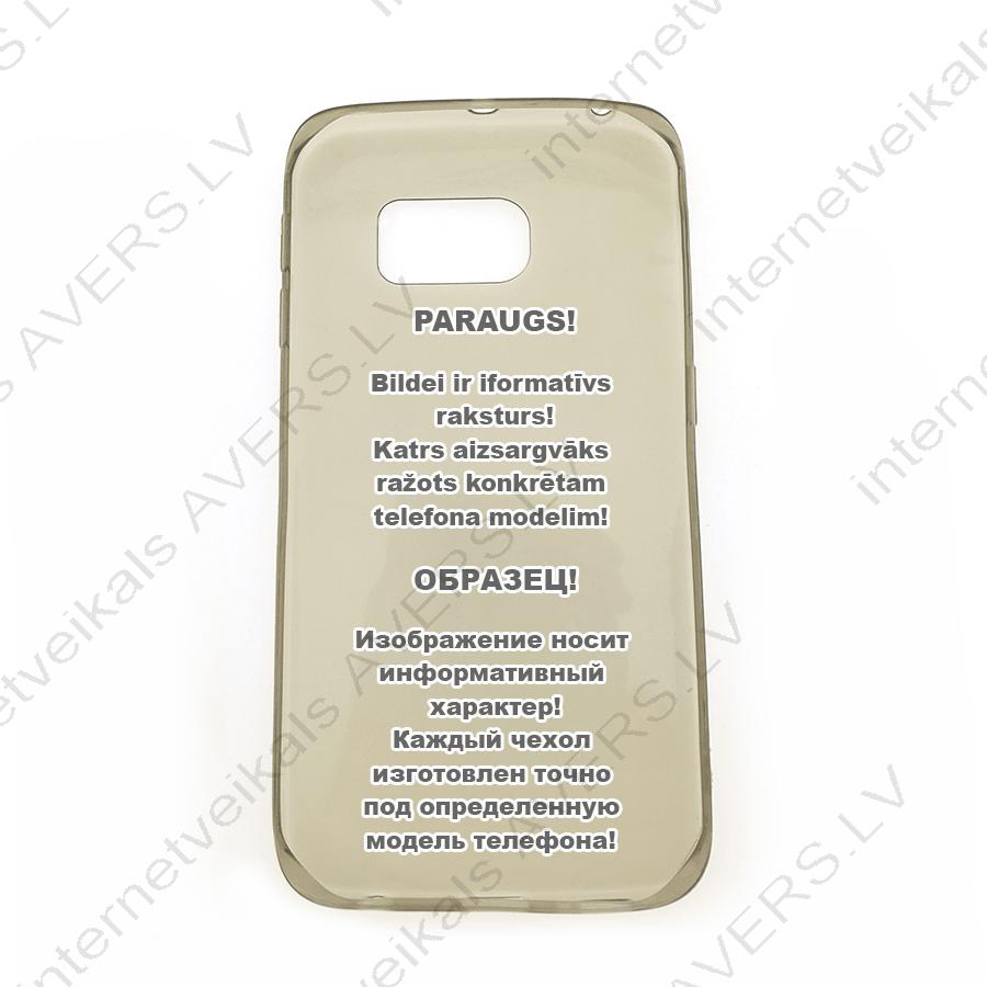 Samsung Galaxy J5 J500 caurspīdīgs aizsargvāks