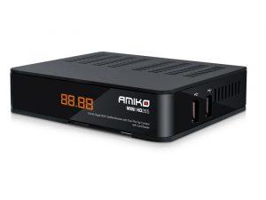 Amiko Mini HD265 DVB-S/DVB-S2 uztvērējs