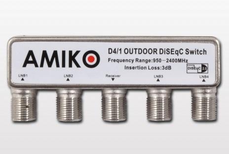 AMIKO D4/1 DiseqC