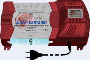 EMP-Centauri MS4/1 P.200-P Unicable multiswičs
