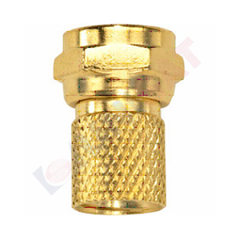F konektors GOLD