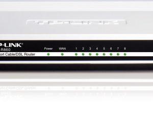 TP-LINK TL-R860 DSL kabeļu rūteris