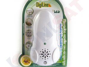 JBB-DJ08A Insektu, balta LED naktslampa, sensors