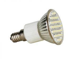 LED spuldze 3W 220V 3500K 400326