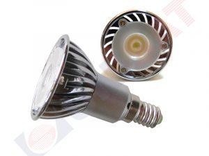LED spuldze 3W 220V 3500K 400338