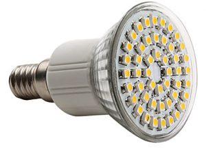 LED spuldze 2.5W 220V 6500K 400291