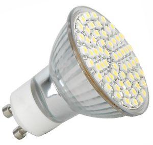 LED spuldze 3W 220V 3500K 400320