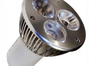 LED spuldze 3W 220V 3500K 400336