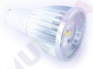 LED spuldze 5W 220V 3500K 400508
