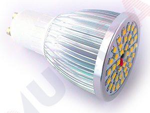 LED spuldze 5W 220V 3500K 400505