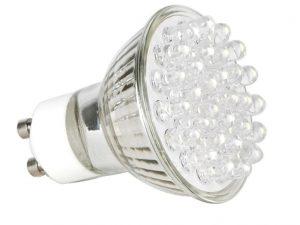 LED spuldze 2.8W 220V 3300K 400501