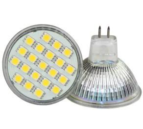 LED spuldze 3W 12V 3500K 400323
