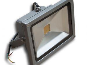 LED prožektors ar TIR sensoru 220V / 20W