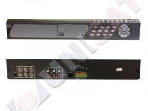 Video ieraksta ierīce 4- kan. KDM-6461C