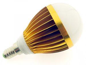 LED spuldze 5W 220V 3500K 400661
